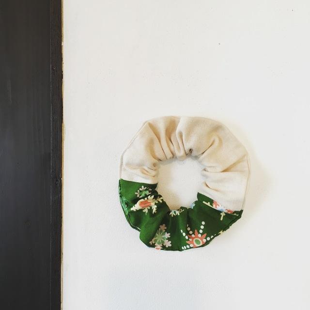 春色ミドリのシュシュ♪(116)