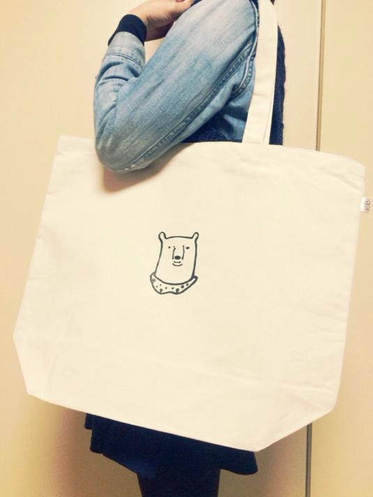 kumameトート【basic】