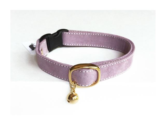 【再販】cat collar * lilac(G)