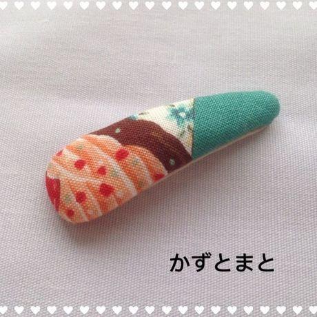 送料込*1'-3 くるみパッチンピン(5cm)