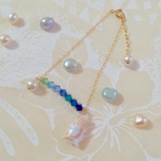 Seven Prismatic Colors Bracelet