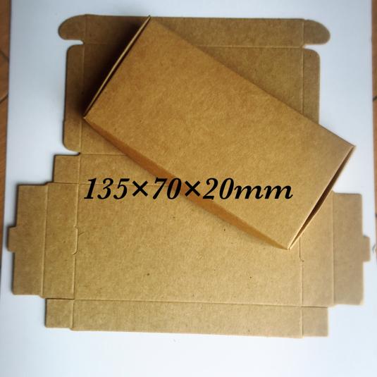 梱包用 発送用 小箱 ダンボール ハンドメイドアクセサリー