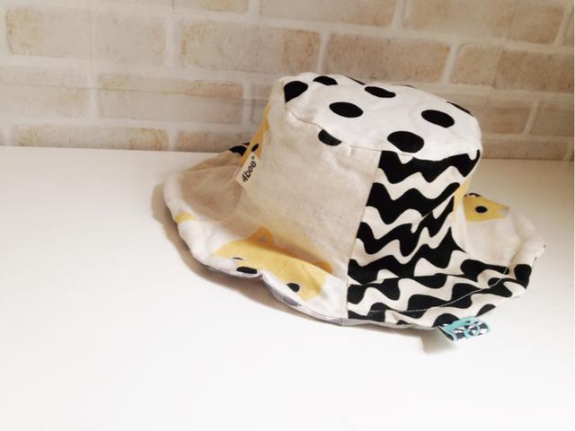 ジャムのキッズ帽子