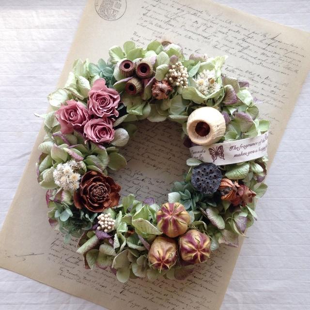 �ɥ饤���������ȥԥ?����wreath