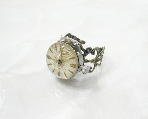 時計石の指輪・弐