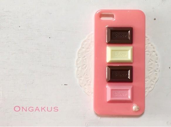 4?Choco iPhoneSE/5/5S������