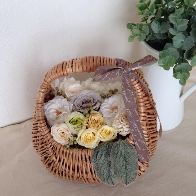 colorful basket(カラフル バスケット イエロー)
