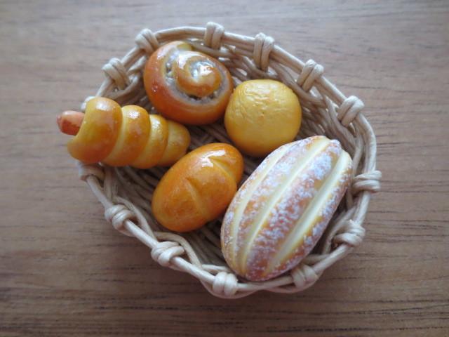 ☆パンがたくさんのバスケット2!☆