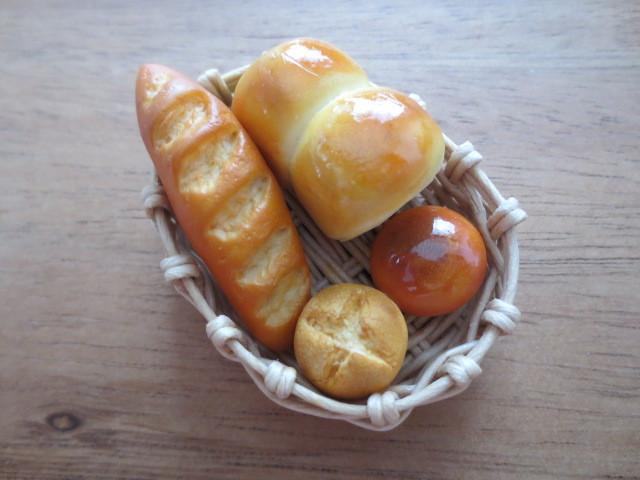 ☆パンがたくさんのバスケット3!☆
