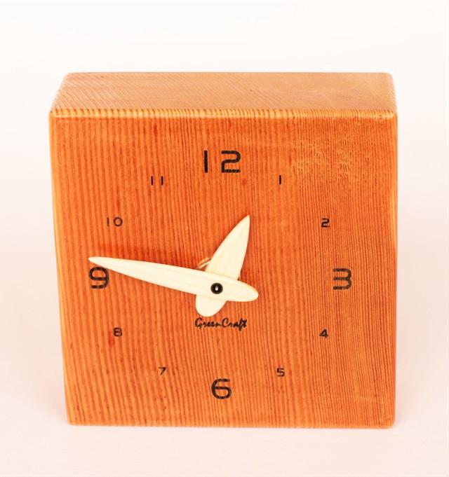 米松の置時計1