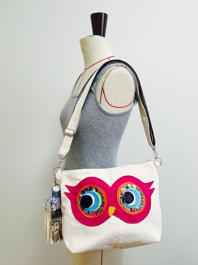 2WY bag of an   owl