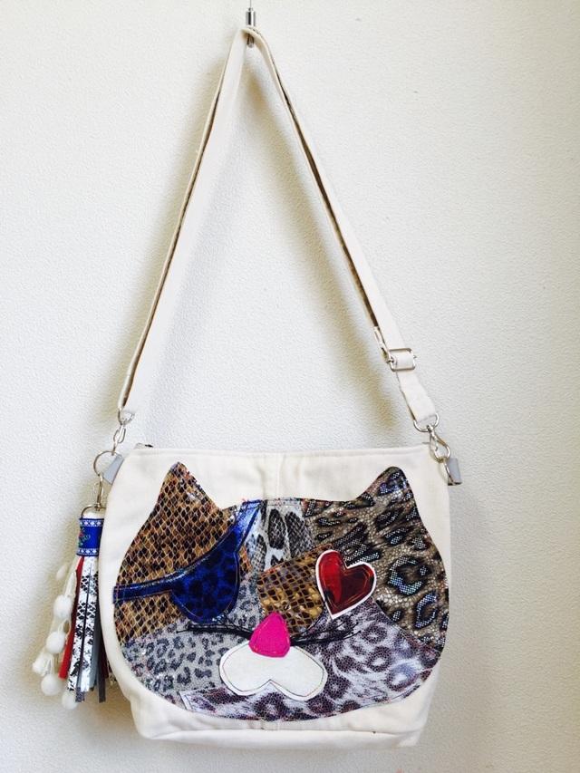 2WY bag of a pirate cat