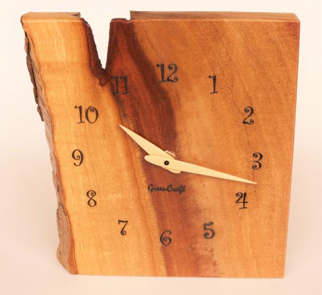 樟の木の壁掛け時計4