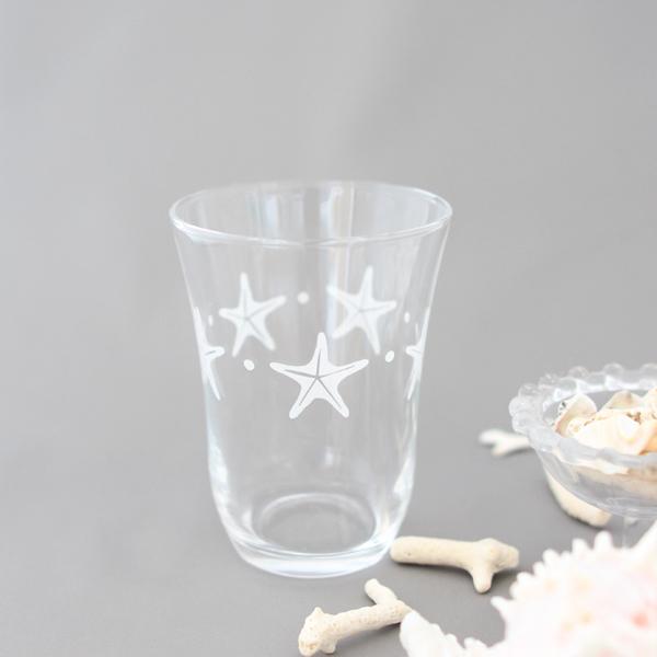 スターフィッシュグラス
