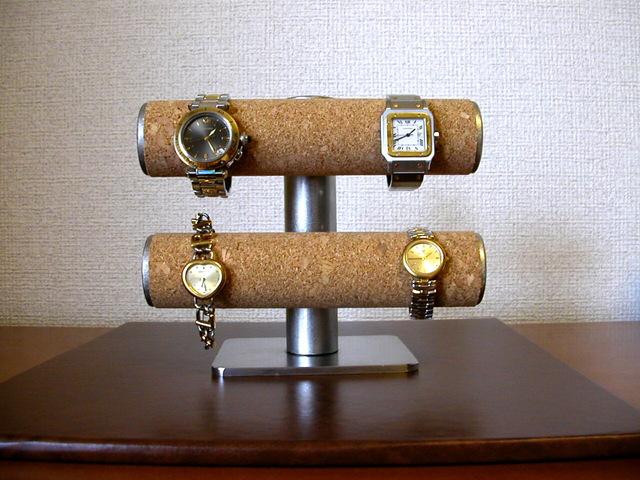 腕時計スタンド 手動式腕時計スタンド