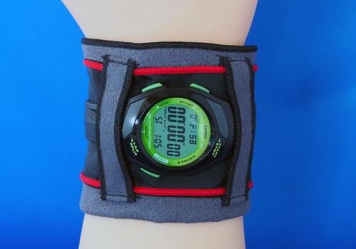 腕時計用の汗とりアームハンカチ(プロ仕様・セレクト)