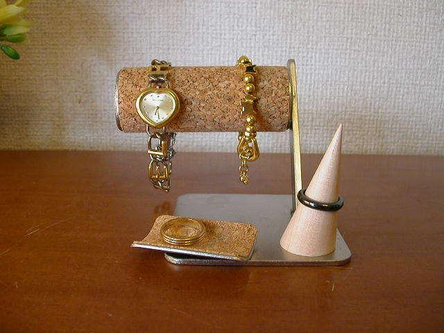 腕時計スタンド 時計&リングスタンド