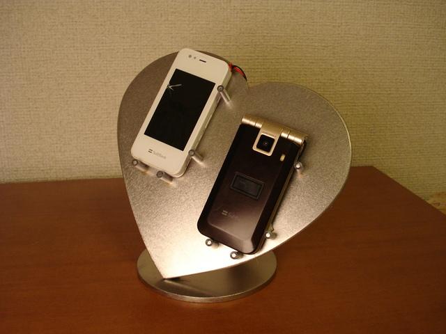スマホスタンド 夫婦orカップル携帯電話スタンド