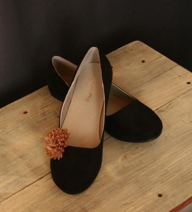 shoe clip / マム:ベージュ系4