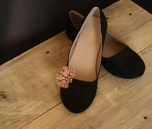 shoe clip / マム:ベージュ系6