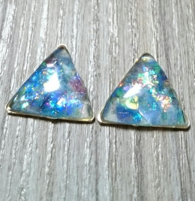 オーロラの三角形*氷のピアス(中)