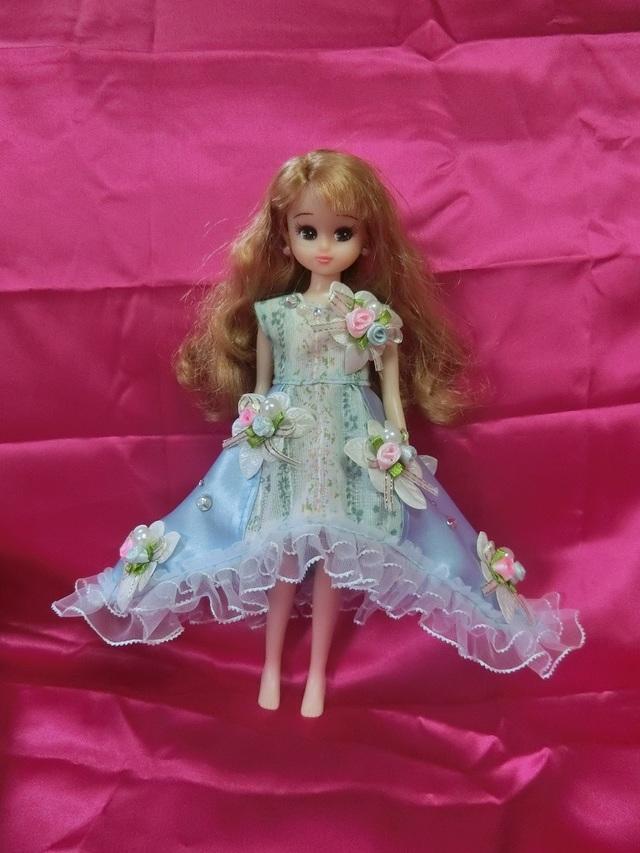 リカちゃん 花の妖精ドレス