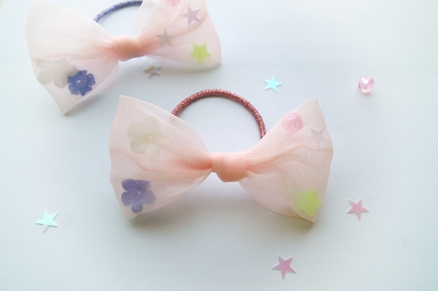 �ں���?�� ���������إ�����*��sweet pink ribbon - �إ�����å� *