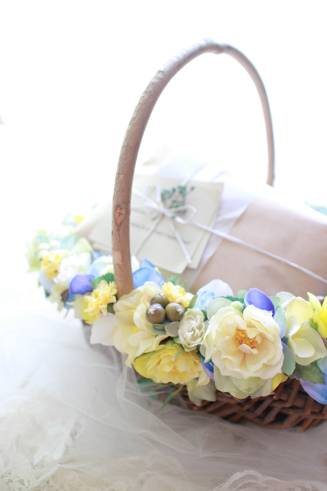 Diapers basket 〜おむつばすけっと〜 order