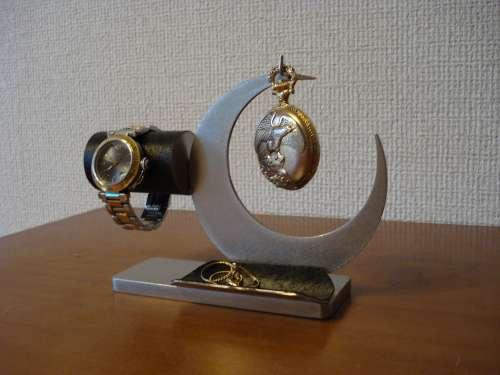 腕時計、懐中時計ブラックトレイバージョン