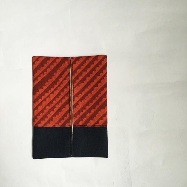 綿 北欧柄ポケットティッシュケース(074)
