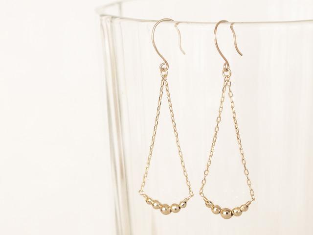 K10 Crescentmoon Earrings