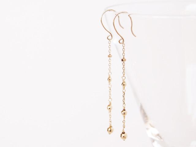 K10 Mirrorball Earrings