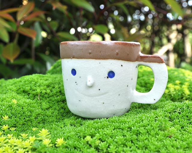 SMILEカップ デコとボコ 【凹】#2