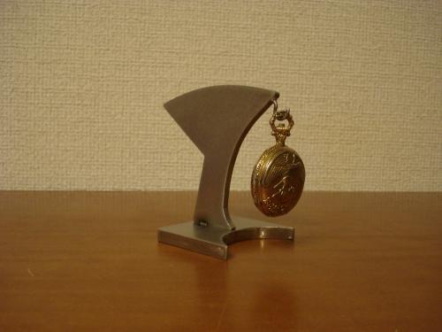 \t 懐中時計スタンド どっしりデザイン懐中時計スタンド