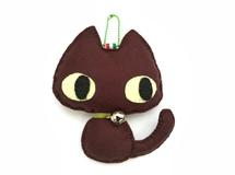 『にゃんこやかた』オリジナルキャラクター 猫マスコット