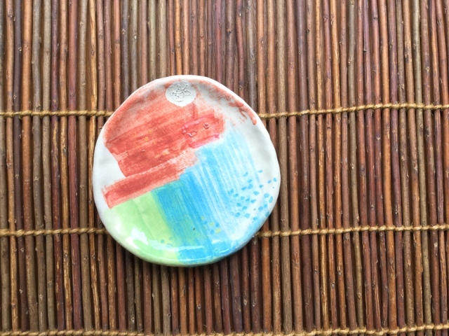 ★カラフル豆皿