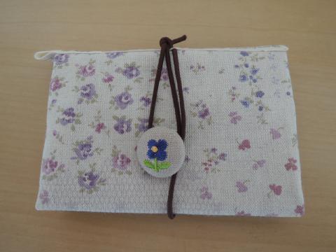 カードケース*花