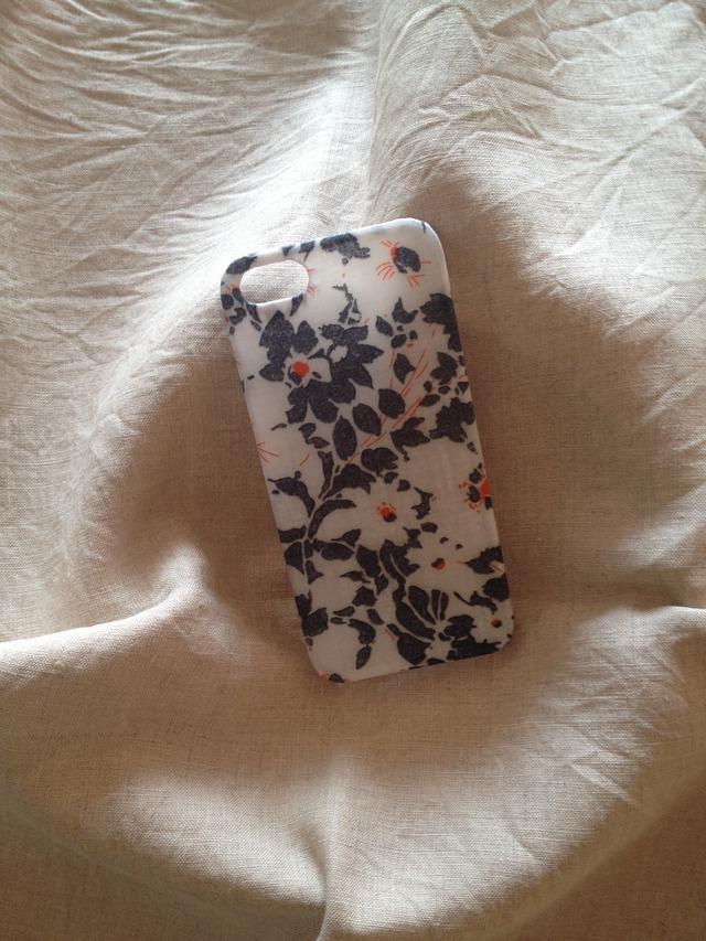 リバティ iphoneケース  iphone4/4s(ジョディ)
