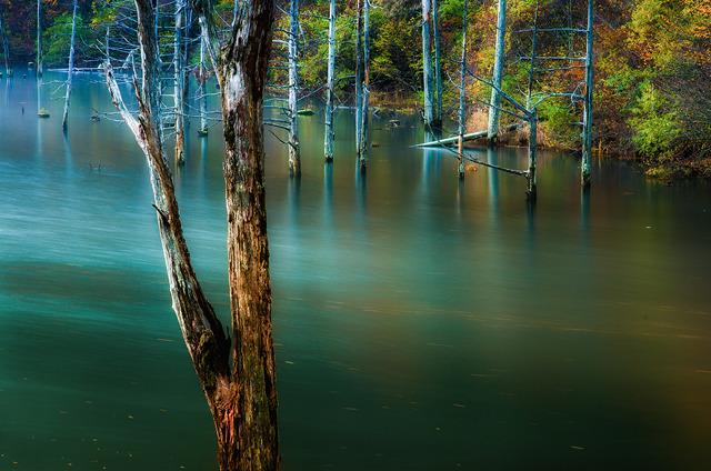 P011自然湖(A4)
