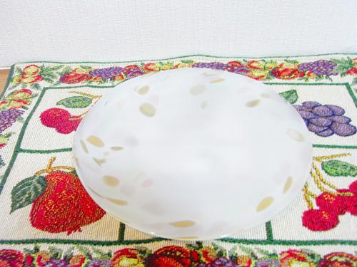 春色の大皿