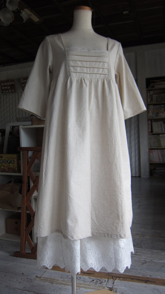 ペチコート(白)