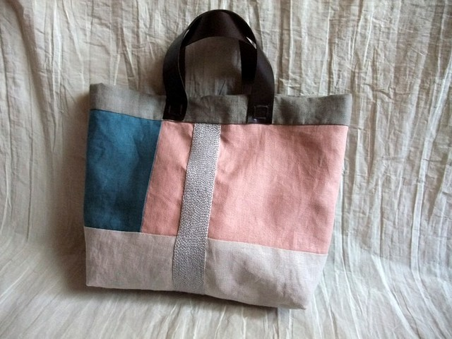 itoiro bag (pink plus)