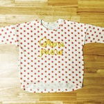 Pigiama T-shirt candy cherry