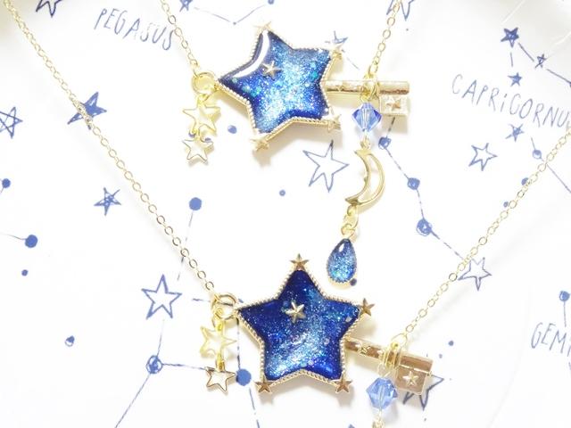 ☆星々のネックレス☆