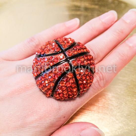 バスケットボール リング