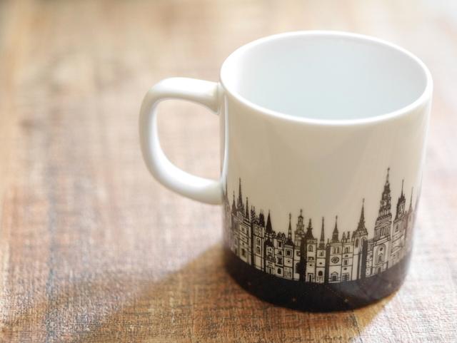 【イニシャル&内側メッセージ無料】父に贈る都会派ダンディマグカップ