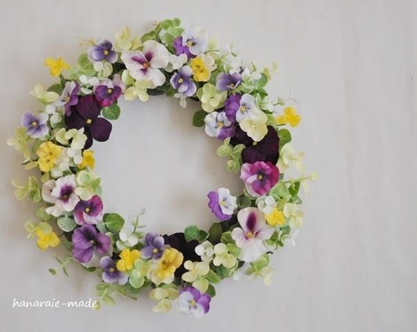 すみれ すみれ すみれ:wreath no.2