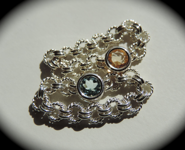 『 Sky&Sun 』Ring by SV925