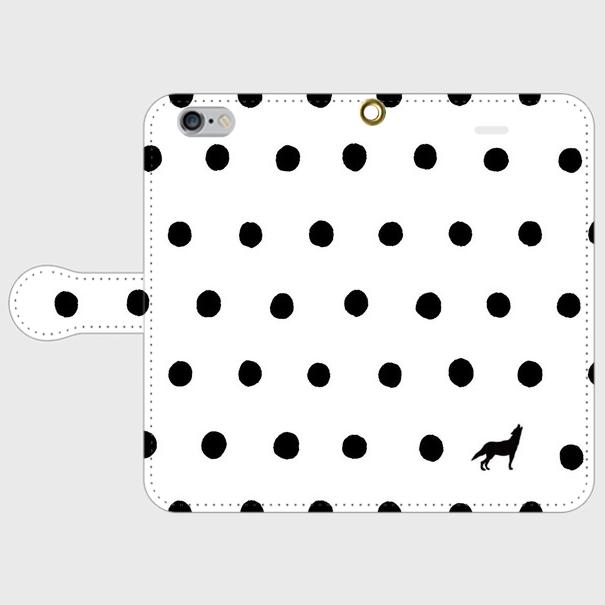 wolf dot ��Ģ�����ޥۥ����� iPhone6/6s