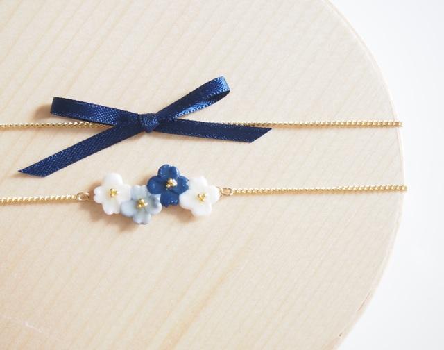 quatro flores ブレスレット【2本セット】